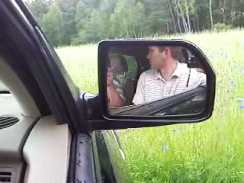 Kia Sportage 2.0 4WD off road