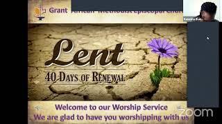Youth Service; Sunday Worship Service February 28 2021