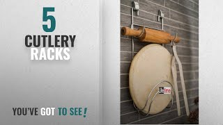 Top 10 Cutlery Racks [2018]: Lifetime Wire Products Chakla Belan Stand