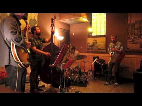 Dave McDonnell Quartet live at The Skylark 1st set