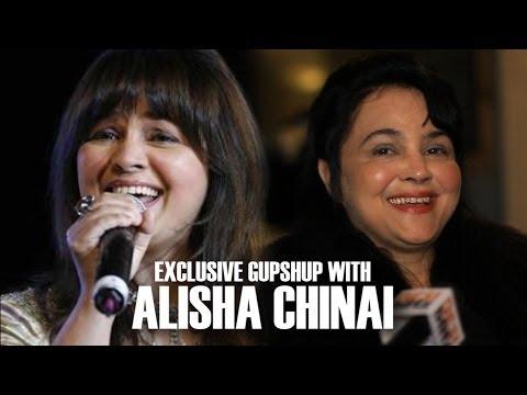 Alisha Chinai | Exclusive Gupshup