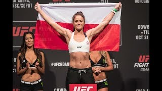 UFC Gdansk Top Fights Weigh In Highlights