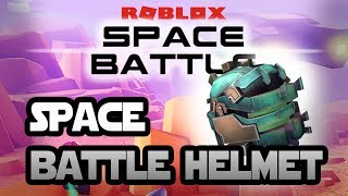 Roblox - How To Get Space Battle Helmet (Red vs Blue vs Green vs Yellow!) !! [EVENT] // GamingFizo_O