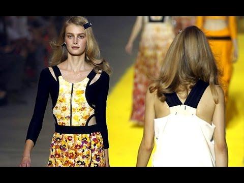 Sonia Rykiel | Spring Summer 2012 Full Fashion Show | Exclusive