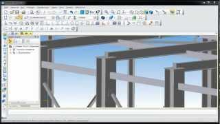 Проектирование металлоконструкций в КОМПАС-3D V14
