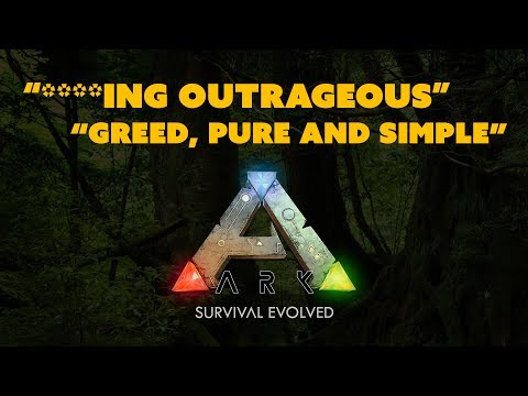 "Ark RIPS OFF GAMERS? ""Greed, Pure and Simple"" - The Know Game News"