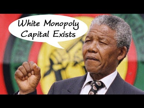 White Monopoly Capital in South Africa