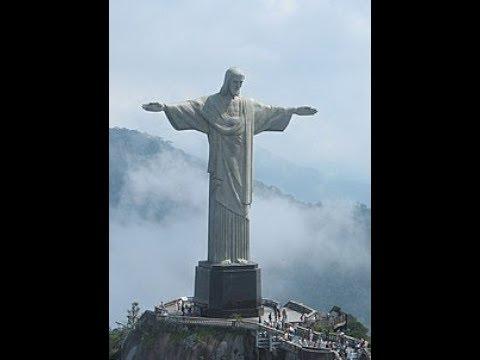Lầ đầu vẽ Tượng Chúa Kitô Cứu Thế (Rio de Janeiro) – 100% thật