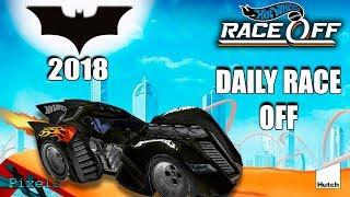 Hot Wheels Race Off - Custom Batmobile 2018 Preview!