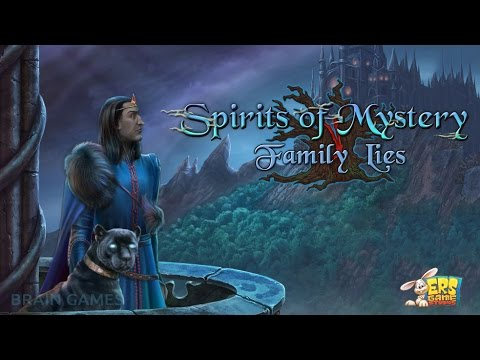 Spirits of Mystery 6: Family Lies Gameplay | HD 720p