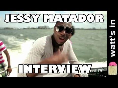 Jessy Matador : 100% Show Interview Exclu