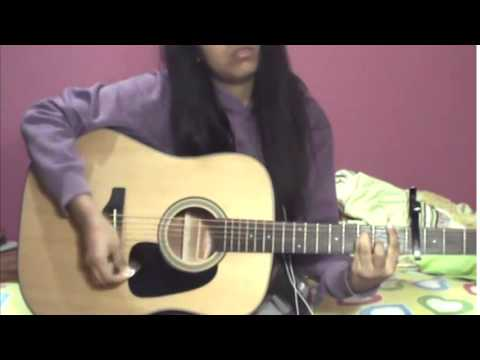 Summertime Sadness - Miley Cyrus cover (guitar cover)