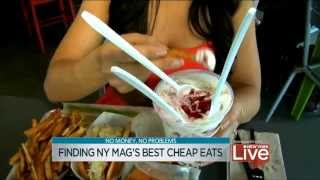 New York Magazine's 2013 Cheap Eats!