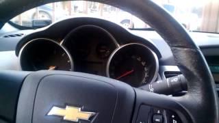Отзыв о Chevrolet Cruze LS, 1.6 AT 2012(Отзыв владельца со стажем о Шевроле Круз., 2015-02-04T14:12:21.000Z)