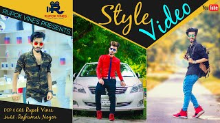 Harrdy Sandhu - Kya Baat Ay song | Rajkumar Noyon  | Rupok vines  | Lifestyle cinematic vidoes