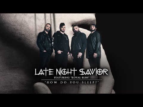 "Sam Smith - ""How Do You Sleep?"" (Cover By Late Night Savior feat. Royal Bliss) Official Video"