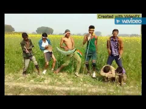 Aadivasi Komedi Danceing Vidio James (vicky)