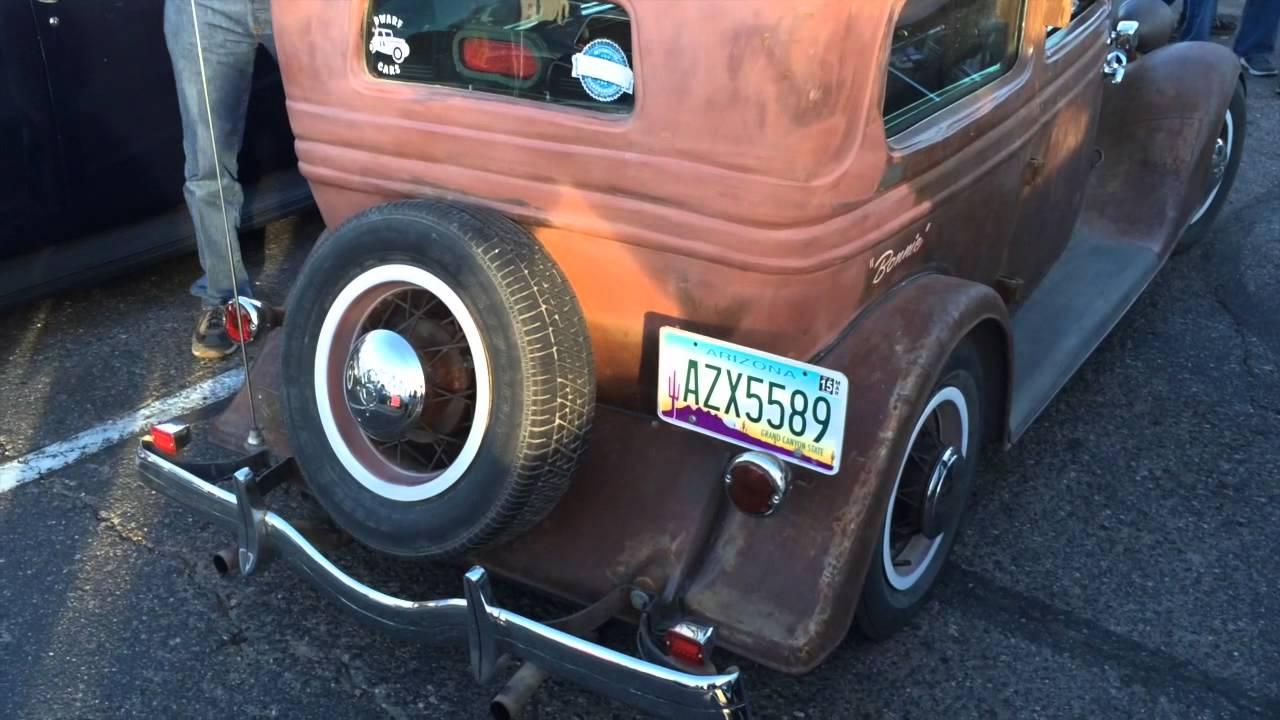 MacDonalds Car Show Scottsdale AZ Dragers Seattle Wa YouTube - Scottsdale az car show