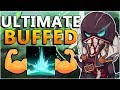 """Huge Pyke ult buffs will """"SUPPORT"""" you to death - Buffed Dark Harvest Pyke Mid"""
