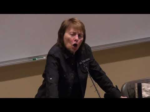 Camille Paglia - Women should regard men with a mix of gratitude and rational fear