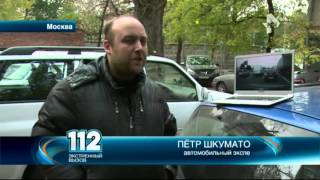 В Москве появился водитель, который не пропускает и таранит злостных нарушителей
