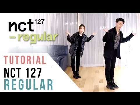 NCT 127 - Regular Dance Tutorial (Mirrored + Explanation) | Ellen and Brian