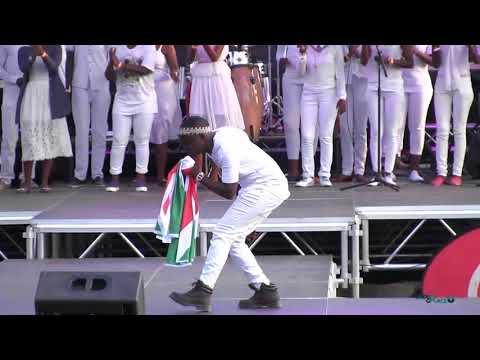 MASEZERANO JC Perfoming In PAMOJA Festival