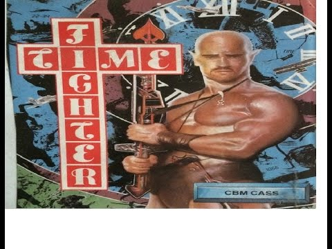 Lets Show Time Fighter C64
