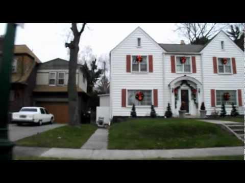Driving North Rosedale Park, Detroit, MI 48223