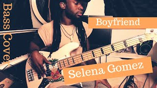 Selena gomez - boyfriend ( bass cover ...