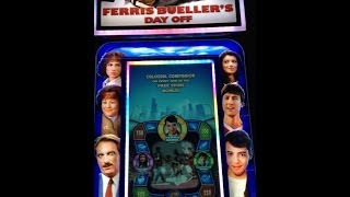Ferris Buellers Day Off Slot Machine Bad Hair Day Bonus - Very close to making the correct pick