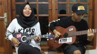 ANJI - DIA Cover By @ferachocolatos ft. @gilang