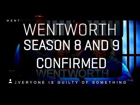 Wentworth - Season 8 And Season 9 Confirmed!!