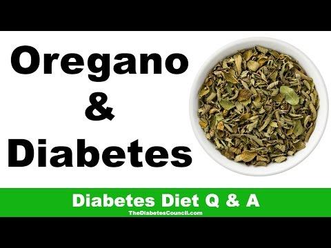 Is Oregano Good For Diabetes?