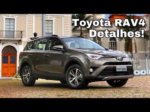 Toyota RAV4 2018 em detalhes - Falando de Carro