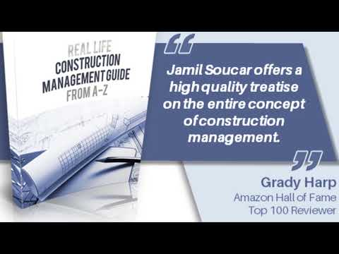 Real Life Construction Management Guide From A - Z