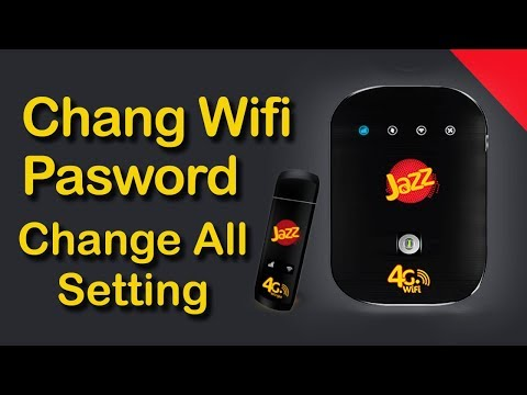 Download How to Change Jazz 4G LTE WiFi Device Password