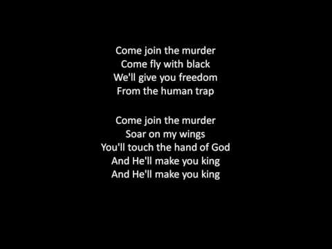 Come Join the murder - The White Buffalo Lyrics