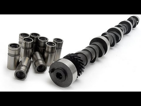 Engine Building Part 5:   Camshafts