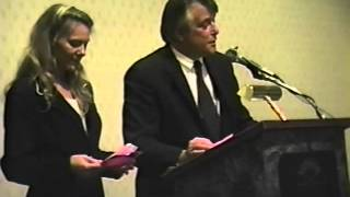 MIND CONTROL TRAUMA & TRUTH - Mark Phillips and Cathy O'Brien - 1997 Part 3of4