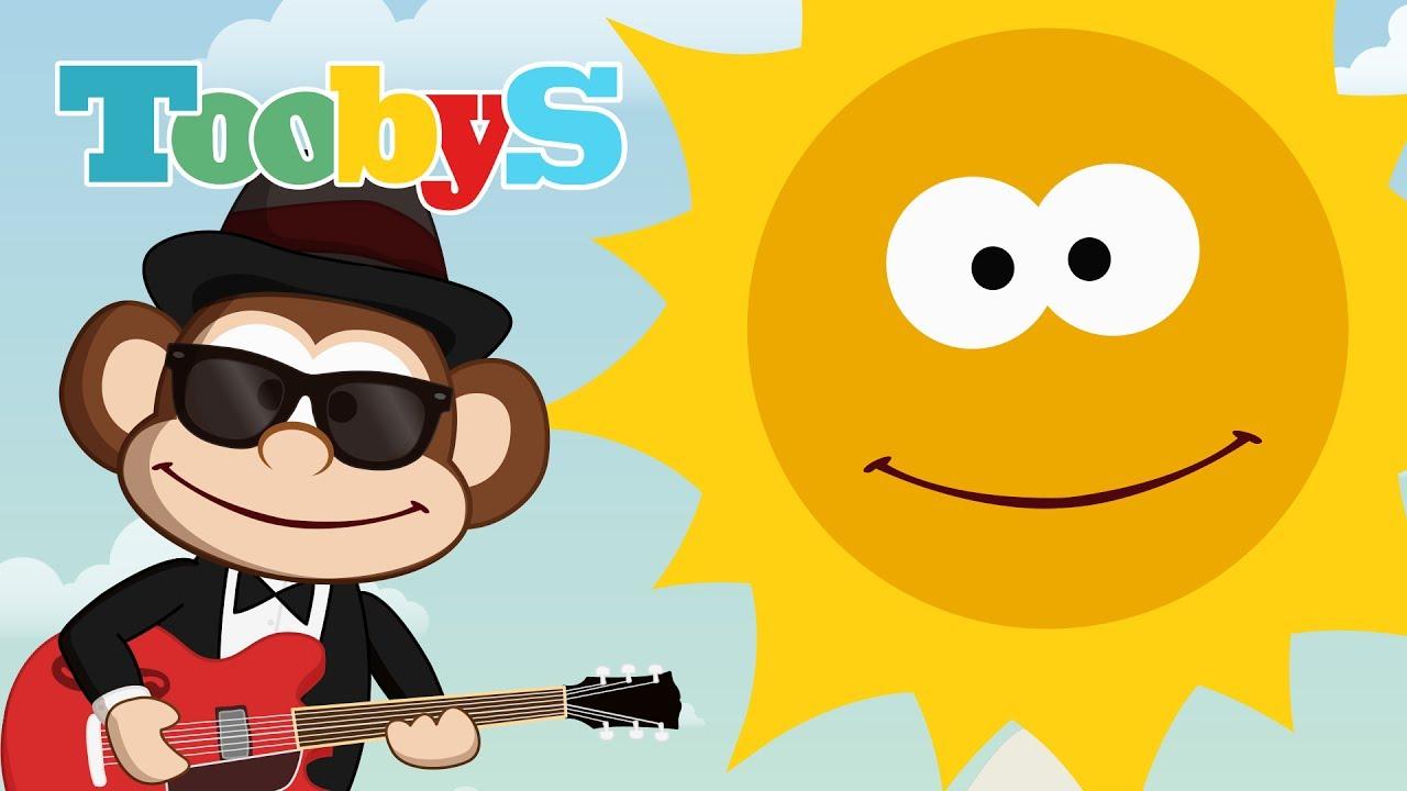 El Sol | Canciones Infantiles | canción para niños - Toobys - YouTube