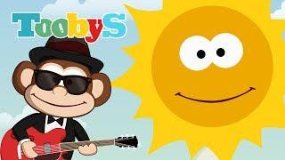 El Sol   Canciones Infantiles   canción para niños - Toobys