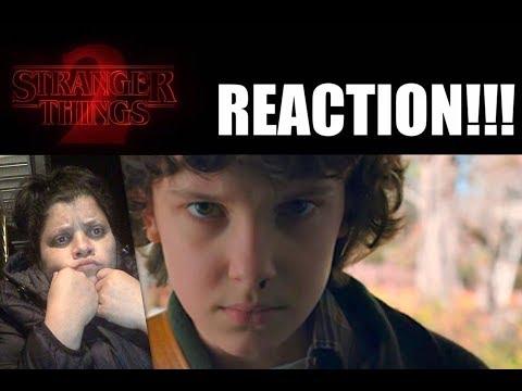Stranger Things Friday The 13th Teaser Trailer PLUS S2 Final Trailer (Netflix) - REACTION!!!