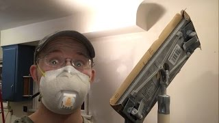 Drywall Sanding Tricks, Plus Overcoming Perfectionism :)