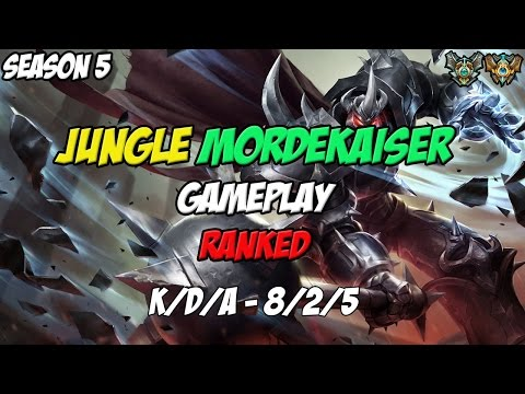 ✔ UNCONVENTIONAL JUNGLERS