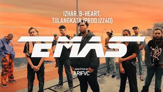 Izhar, Tulangkata, B-Heart - EMAS (Prod.Izz4d) (Music Video)