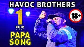 Havoc Brothers Papa Song | Live Concert @ Chennai | தமிழ் டிவி