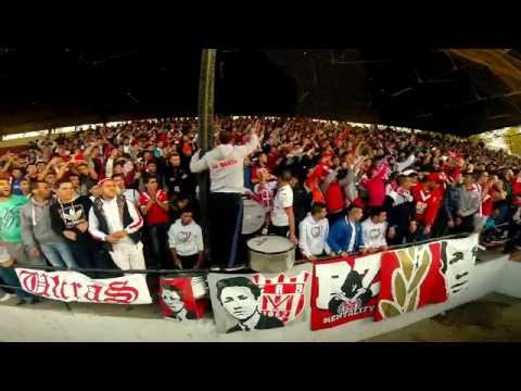 Ultras Fanatic Reds : Ambiance du match CRB vs JSS