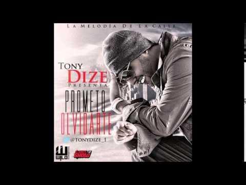 Tony Dize - Prometo Olvidarte (Mambo Version)