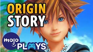 Origin Story of Kingdom Hearts' Sora!